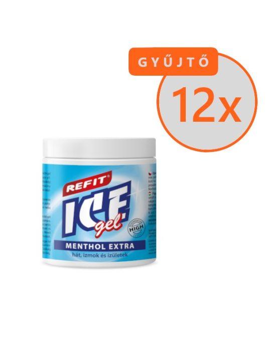 REFIT Ice Gel Mentol 2,5% 230 ml 12 DB/GYŰJTŐ