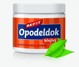 REFIT Opodeldok Melegítő 200 ml