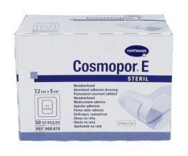 HARTMANN Cosmopor E 7,2x5cm 50db/doboz (öntapadó szigetkötszer, sebtapasz)