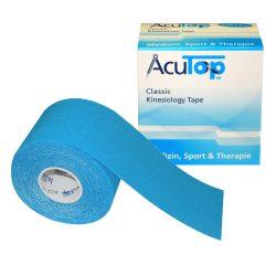 ACUTOP Classic Kineziológiai Tapasz / Szalag 5 cm x 5 m Kék