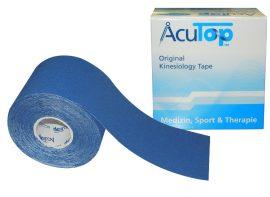 ACUTOP Classic Kineziológiai Tapasz / Szalag 5 cm x 5 m Sötétkék