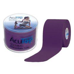 ACUTOP Premium Kineziológiai Szalag / Tapasz 5 cm x 5 m Lila